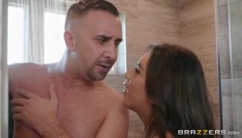 Delightsome cock riding and lusty cook jerking
